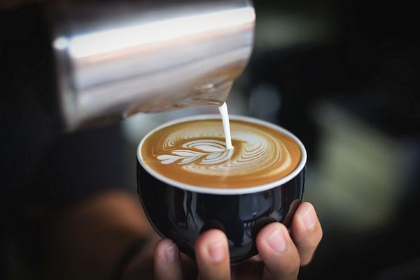 Make a Latte at Home Without an Espresso Machine