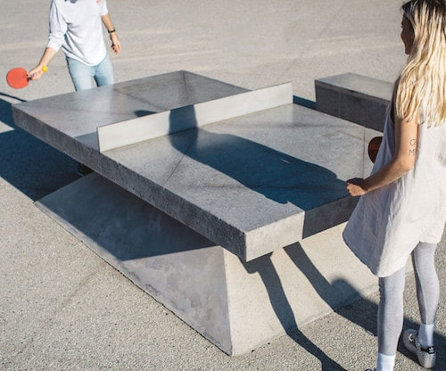 Why Concrete Ping Pong Tables The Best